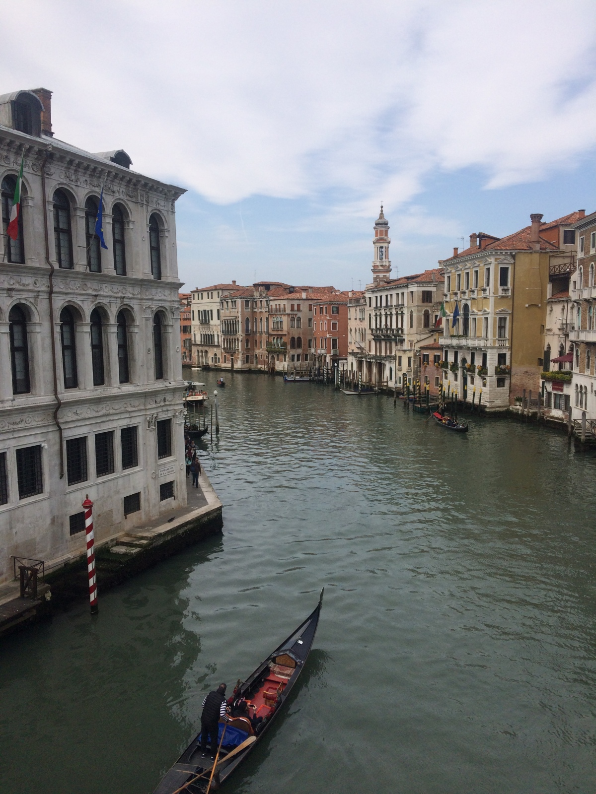 """What news on the Rialto?"" adventures in beautiful Venezia; part uno"