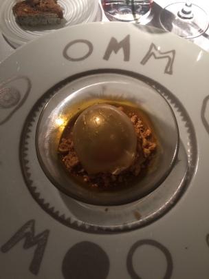 The Golden Egg..before