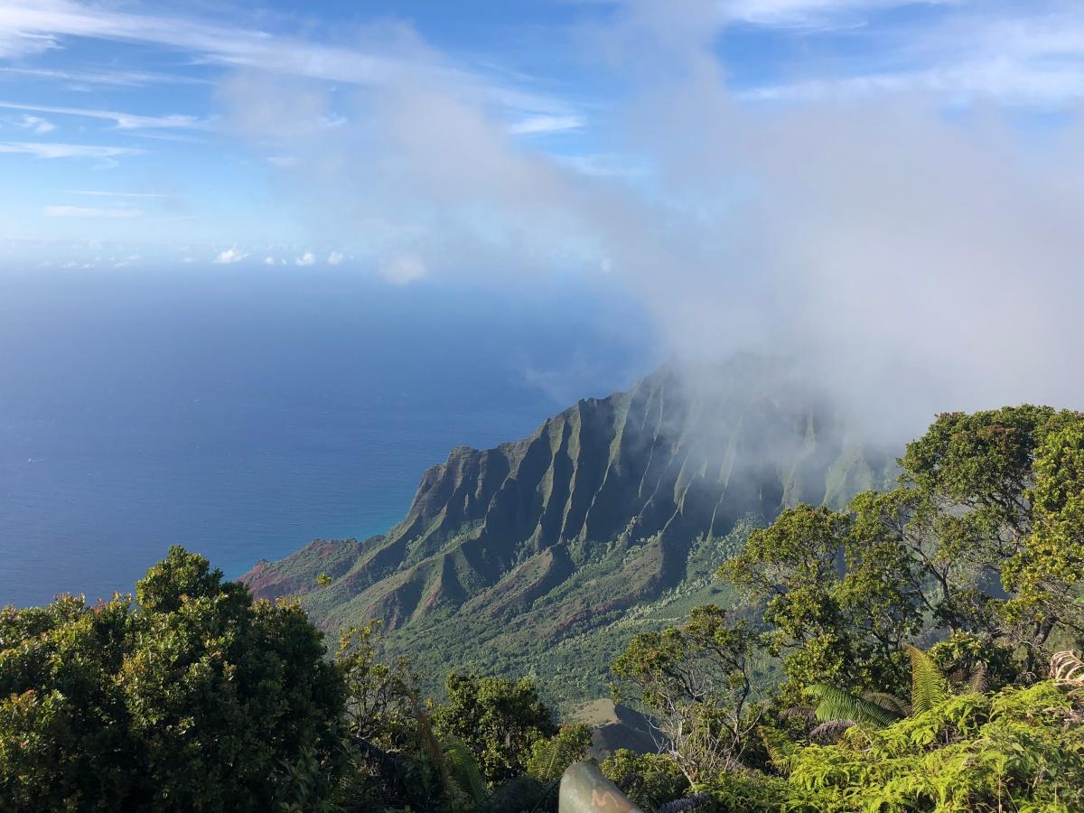 Summer on Kauai; Waimea town, Canyon & surroundingareas
