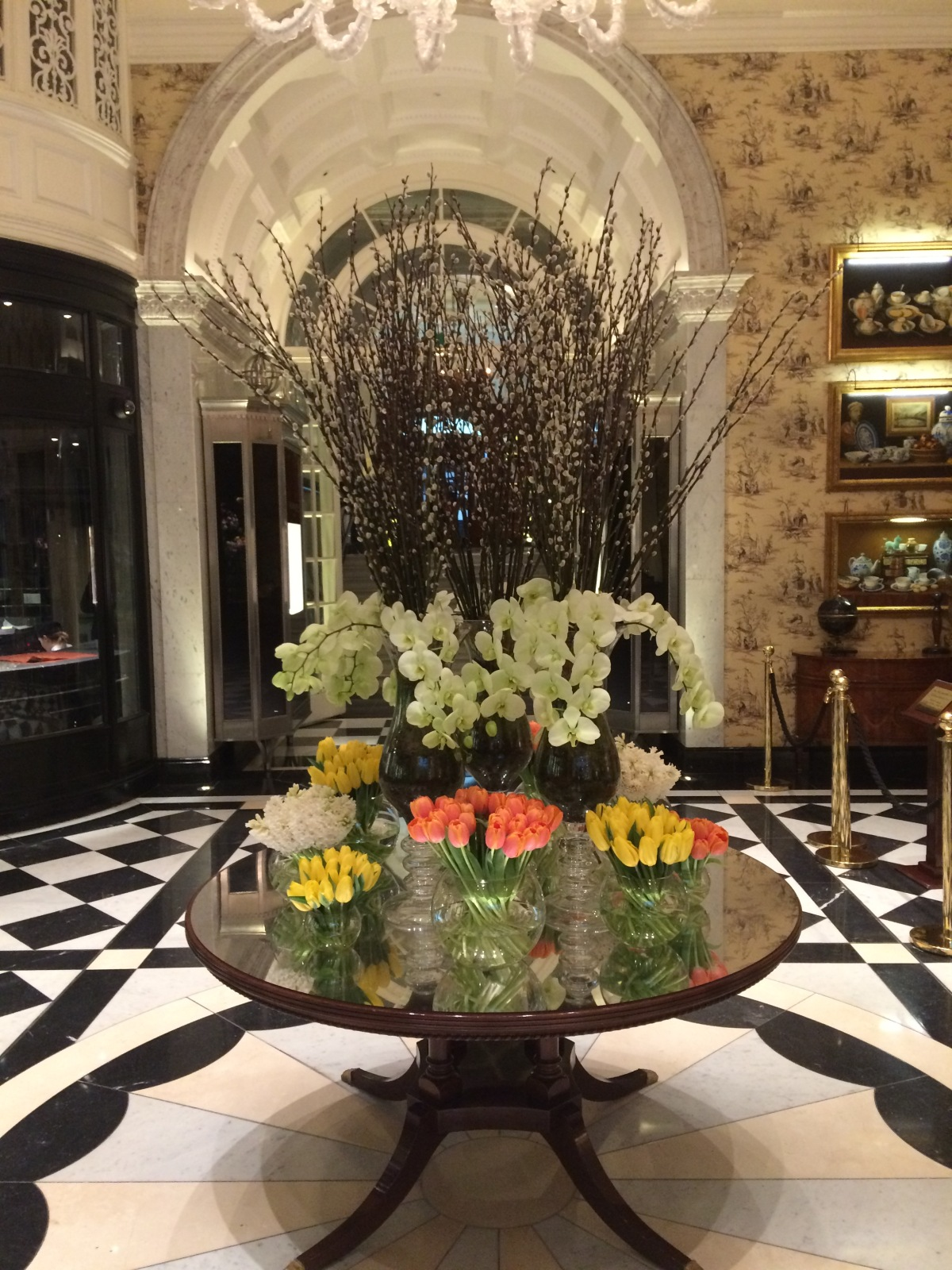 Luxury in London; Mini breaks at The Savoy & TheDorchester