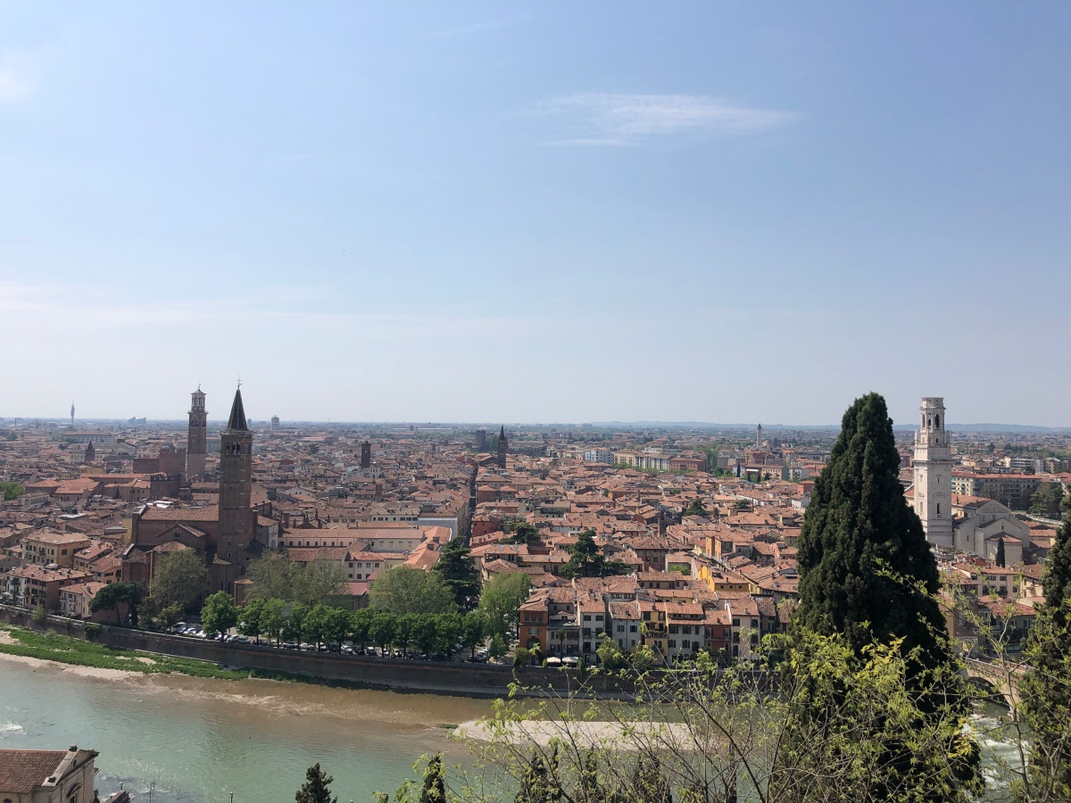 24 hours in beautiful Verona