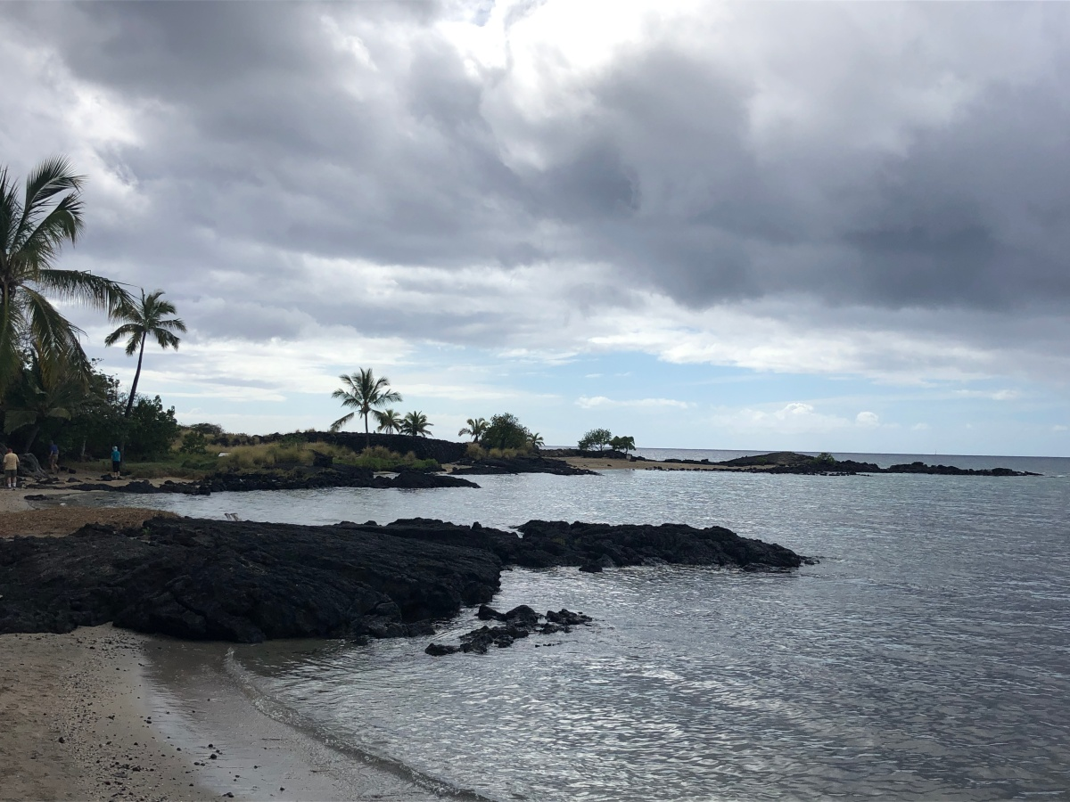 Hawaii, Big Island National Parks: Pu'uhonua O Honaunau & Kaloko-Honokohau