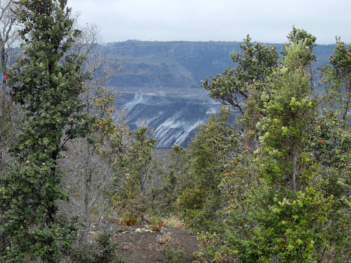Hiking Hawaii: Volcanoes National Park, BigIsland